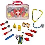 Little Pretender Medical Doctor Kit for Kids - Doctor Set - Packed in a Sturdy Gift Case