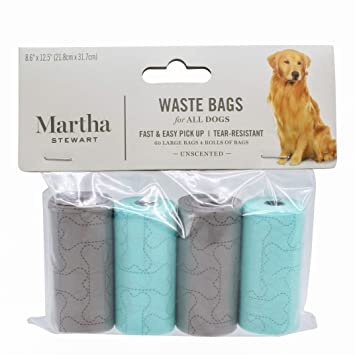 Amazon.com: Martha Stewart - Bolsas de basura para todos los ...