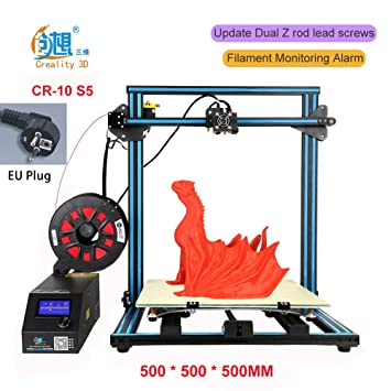 yuanline 3d impresora CR-10 S5 DIY Impresora Kits 3d Printer ...