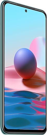 هاتف شاومي ريدمي نوت 10 ، 4 + 128 جيجا، اخضر