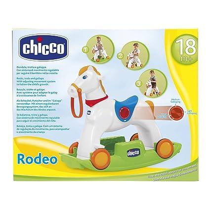 Chicco - Rodeo, Caballo balancín (00070603000000)