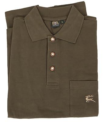 orbis Textil - Polo - Hombre verde oliva XXX-Large: Amazon.es ...