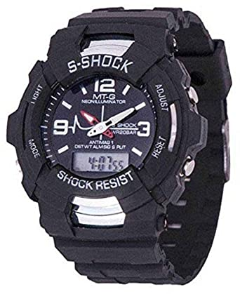 3ee0f1e3a Buy BLUTECH Analogue Digital Black Dial boys and kids Watch Online ...