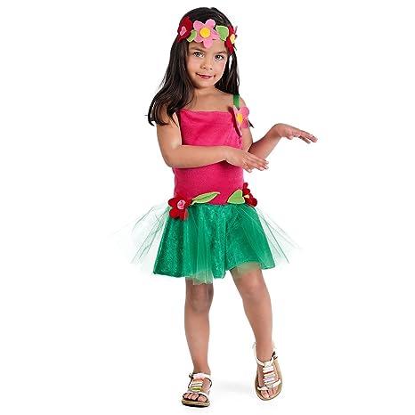 Hawaiana Vestito Da Bambina Fai Te W9IDYE2H