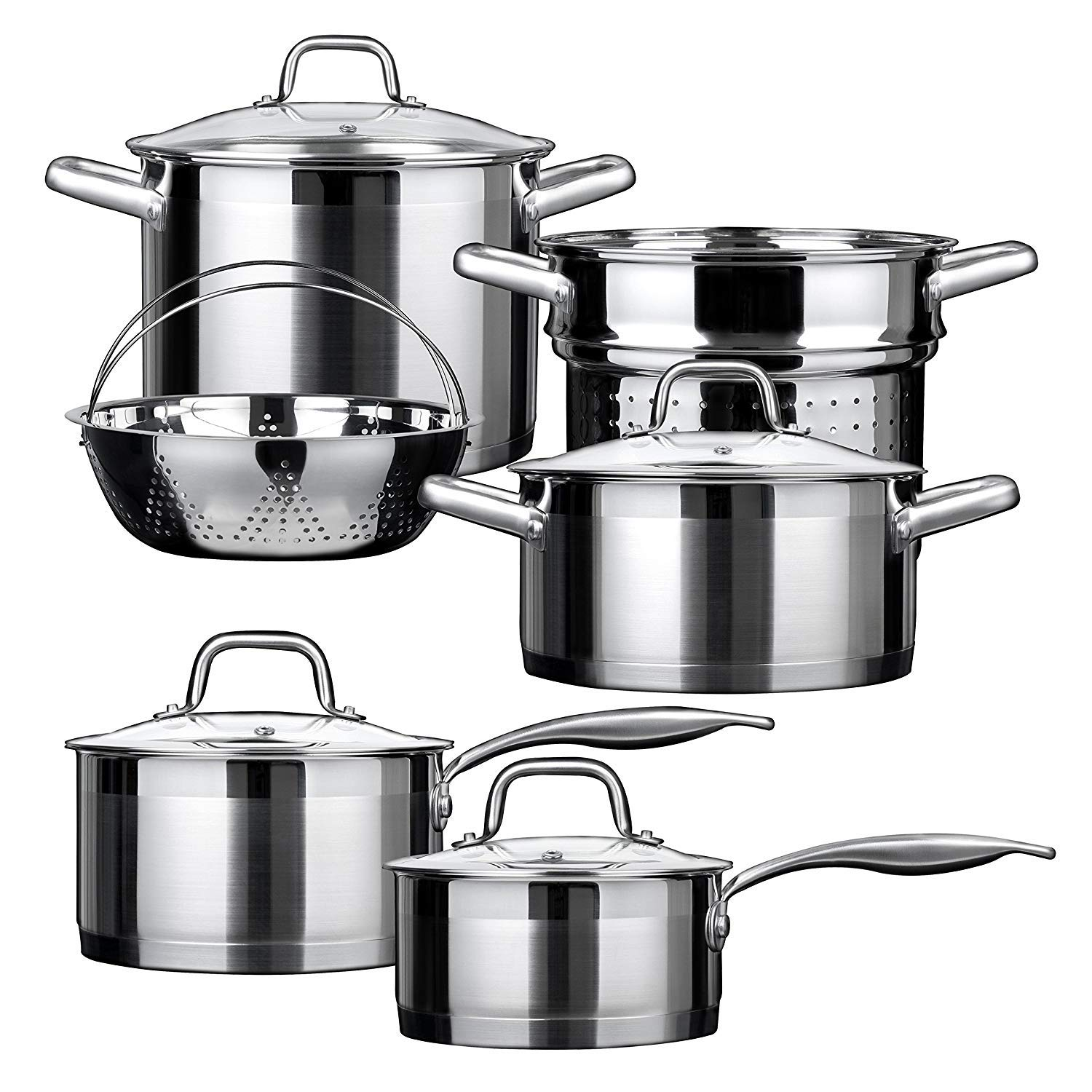 Duxtop Professional Stainless-Steel Cookware
