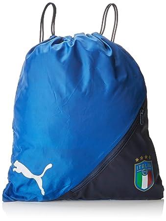 2ee3e6117a29 Puma Unisex s Italia Liga Gym Sack