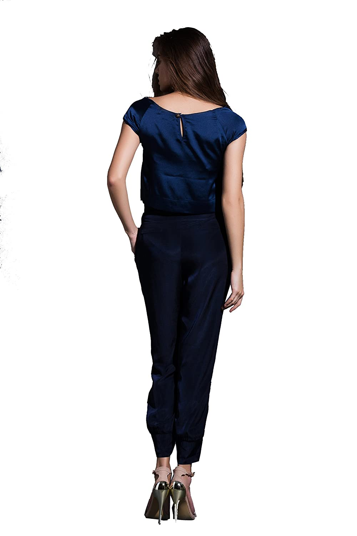 Billies Dress Boutique High Waisted Pants Black