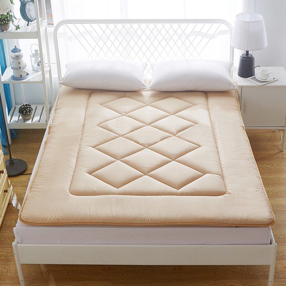 GJLTGFDLTUJG Tatami Mattress/Mattress/Student Dormitory mat is-C 135x200cm(53x79inch) by GJLTGFDLTUJG