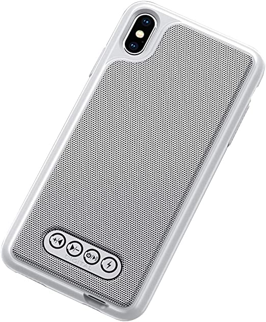 funda iphone con altavoz