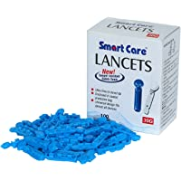 Smart Care Lancet Needle - 100 Pieces