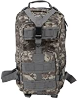 SODIAL (R)30L Military Tactical Army Sacs a dos Molle Sac a dos Camping Randonnee Trekking Sac ACU Camouflage