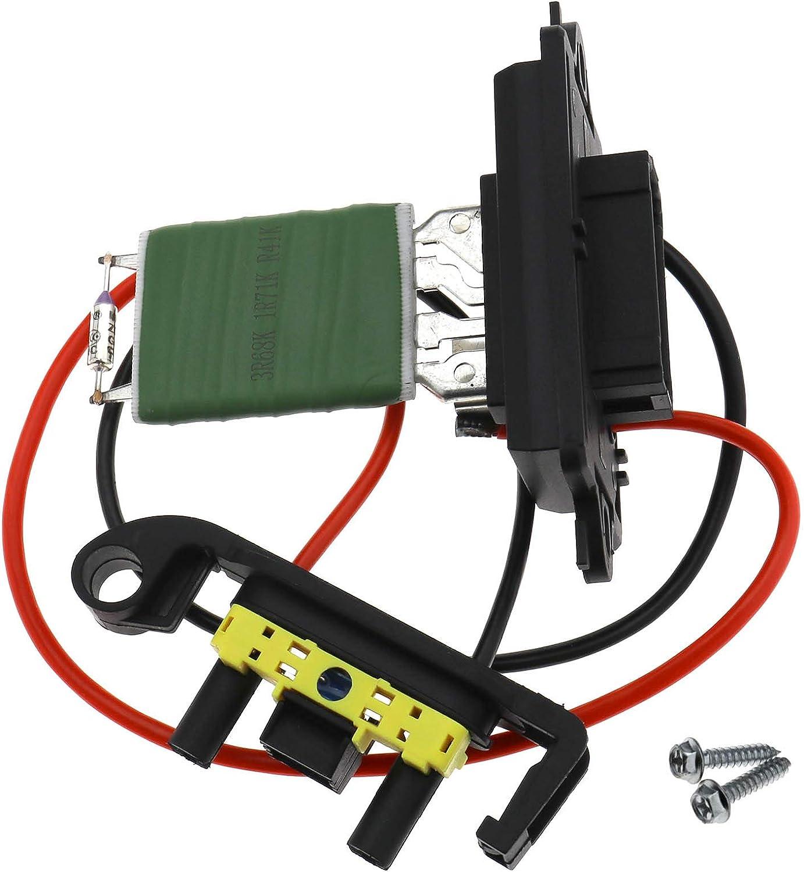 OEM Heater Blower Fan Series Resistor For Renault Megane MK2 II UK