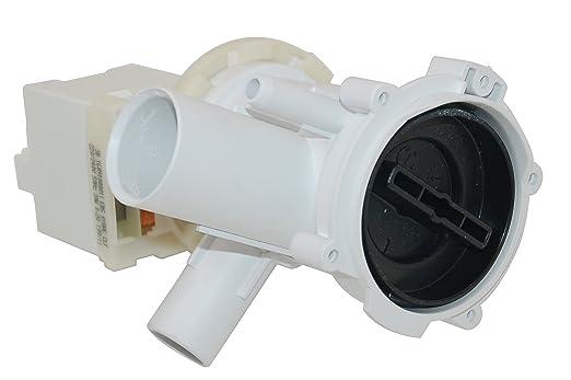 Smeg 792970179 lavadora bomba de drenaje: Amazon.es: Grandes ...