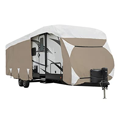 Basics Trailer RV Cover, 22-24 Foot: Automotive
