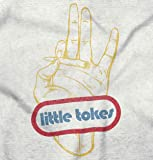 Little Tokes Cute Tike Toy Funny Stoned T White