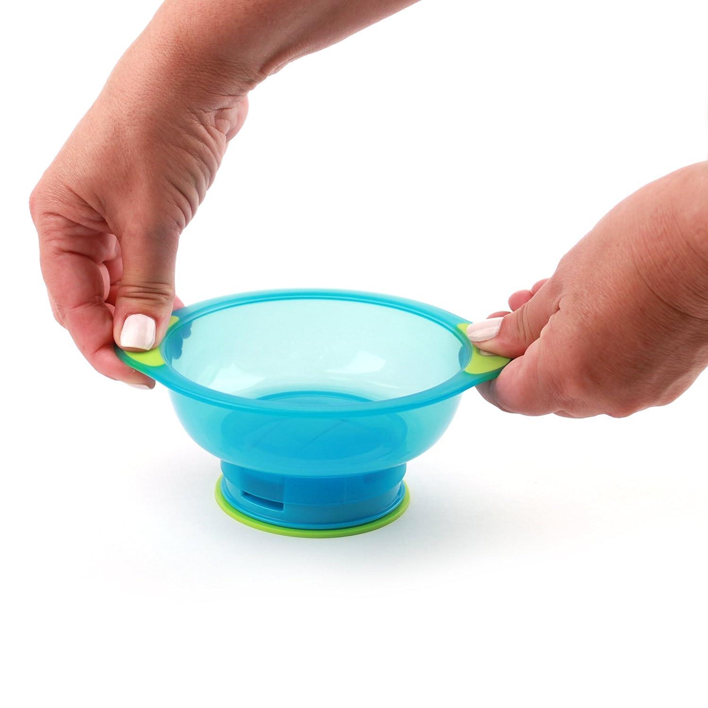 Vital Baby Unbelievabowl Suction Bowl, Blue 43033