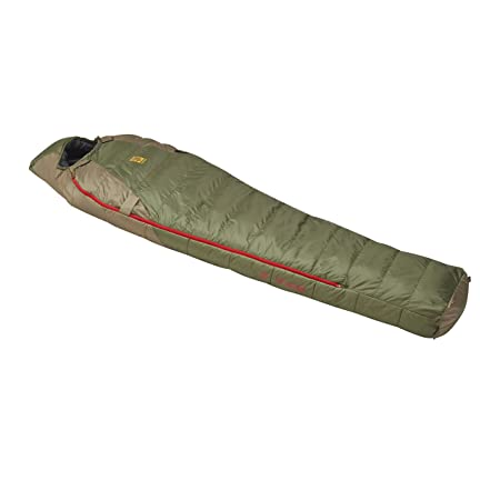 Slumberjack Lapland -20 Down Hybrid Mummy Sleeping Bag