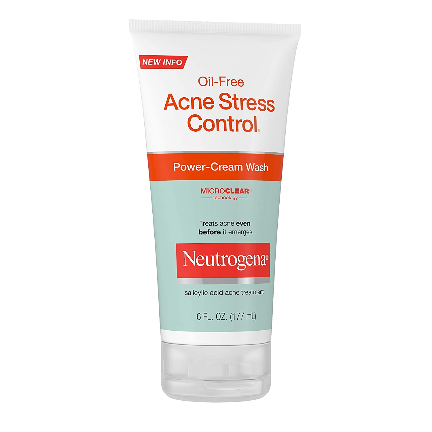 Amazon Com Neutrogena Oil Free Acne Stress Control Power Cream