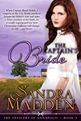 The Captain's Bride (The Officers of Annapolis Book 3)