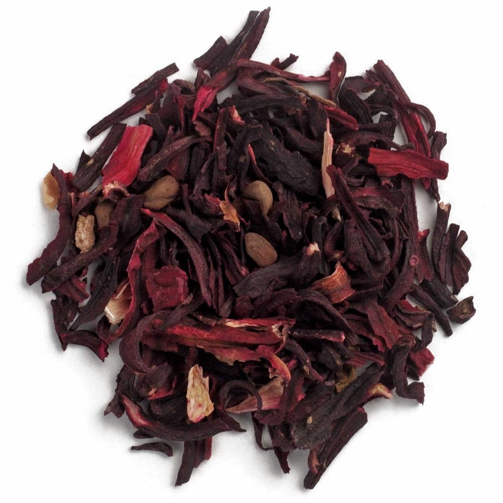 Amazon organic hibiscus flowers tea 1 pound 200 cups 7 cents frontier co op organic hibiscus flowers cut sifted 1 pound bulk bag izmirmasajfo