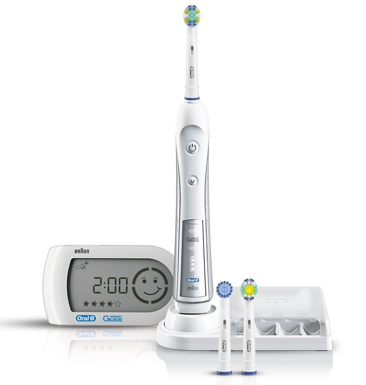 Oral B Triumph 5000 - Cepillo de dientes eléctrico de rotación: Amazon.es: Salud y cuidado personal