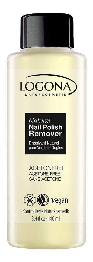 Logona Natural Nail Polish Remover: Amazon.co.uk: Beauty