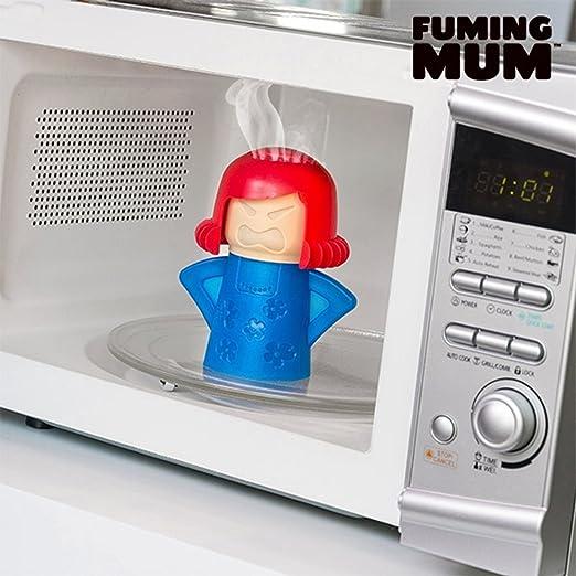 fuming Mum Microondas limpiador Microondas limpiar ...