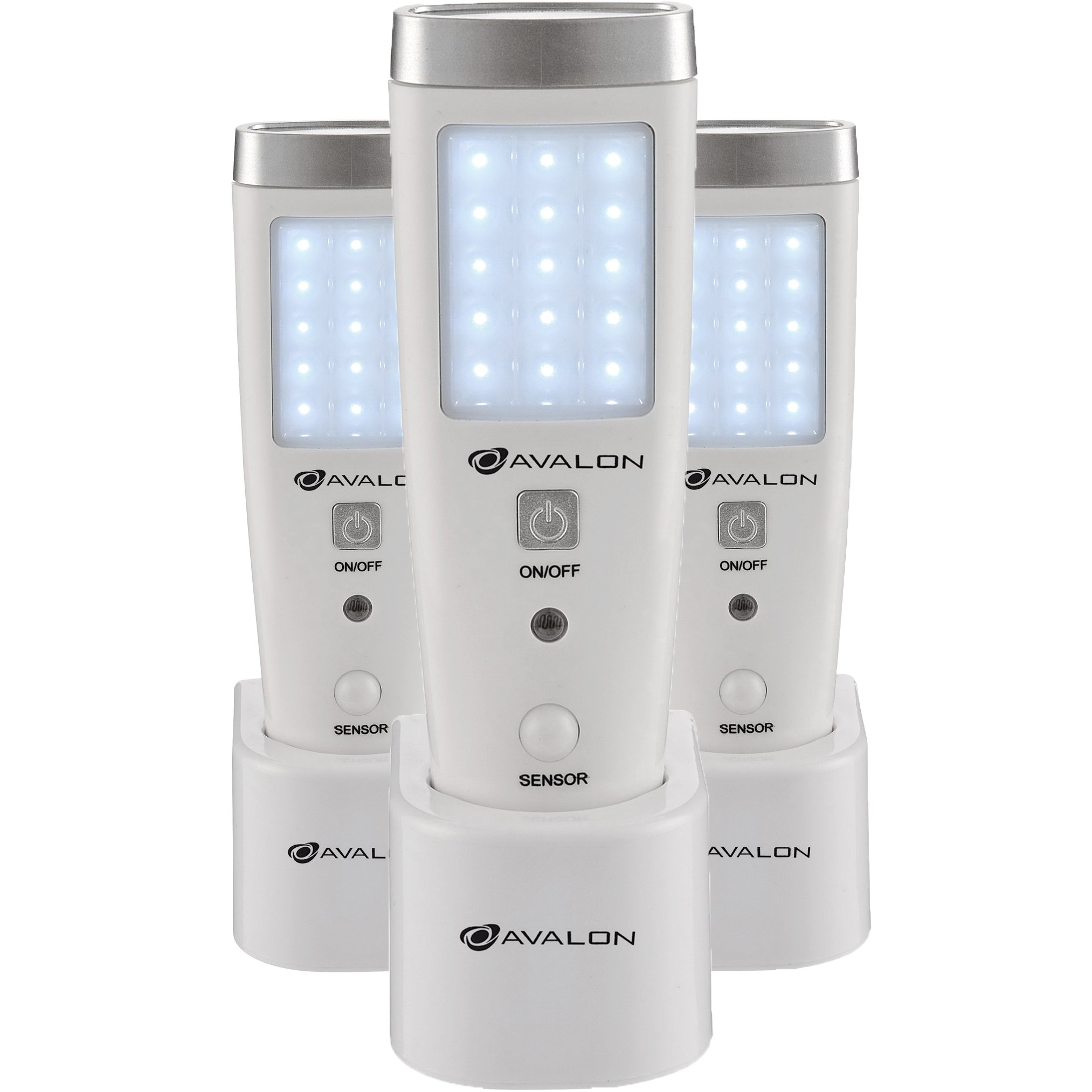 Avalon LED Flashlight Night Light for Emergency Preparedness Portable Unit with Motion DetectionPower  sc 1 st  Amazon.com & Best Rated in Commercial Emergency Light Fixtures u0026 Helpful ... azcodes.com