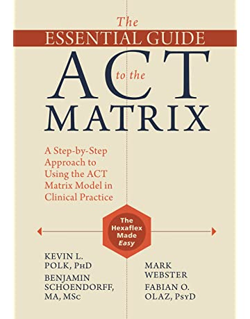 The Essential Guide to the ACT Matrix: A Step-by-Step Approach to