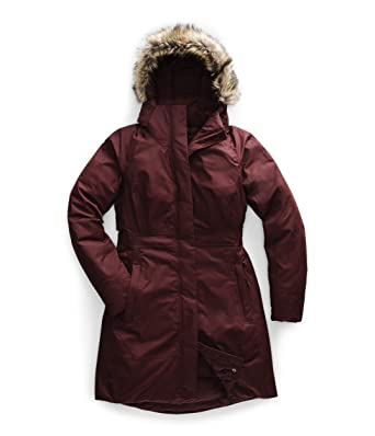 The North Face W Arctic Parka II Chaquetas, Mujer
