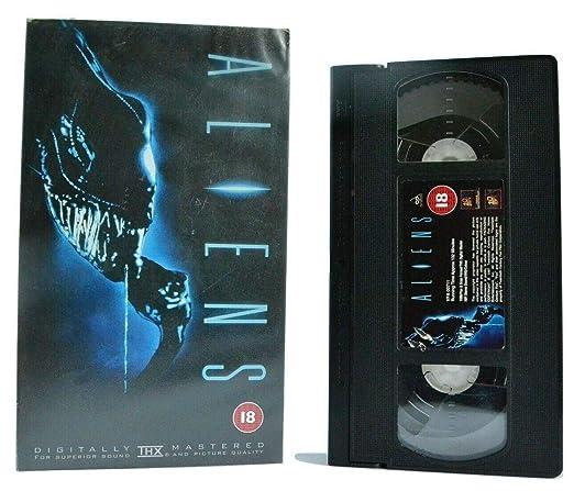 Aliens - Alien Part 2 [Alemania] [VHS]: Amazon.es: Sigourney ...