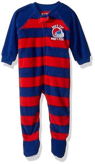 b0430eccd720 Amazon.com  The Children s Place Toddler Boys  Stretchie Pajamas ...
