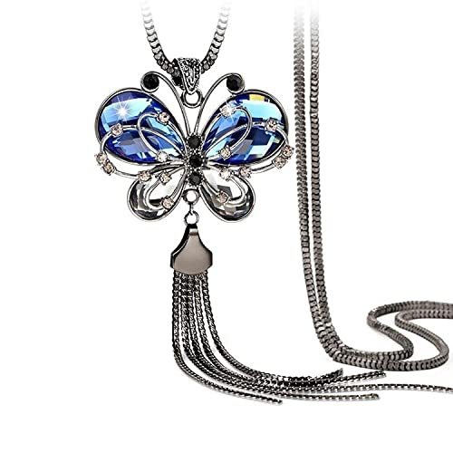 Amazon youbella fashion jewellery stylish pendants for girls youbella fashion jewellery stylish pendants for girls with long chain pendent party western wear necklace for aloadofball Image collections