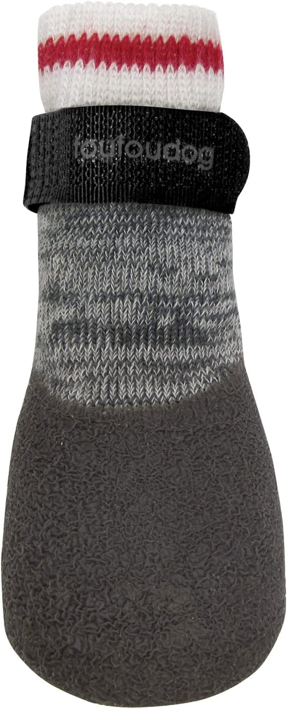 Small FouFou Dog 61511 2017 Heritage Rubber Dipped Socks
