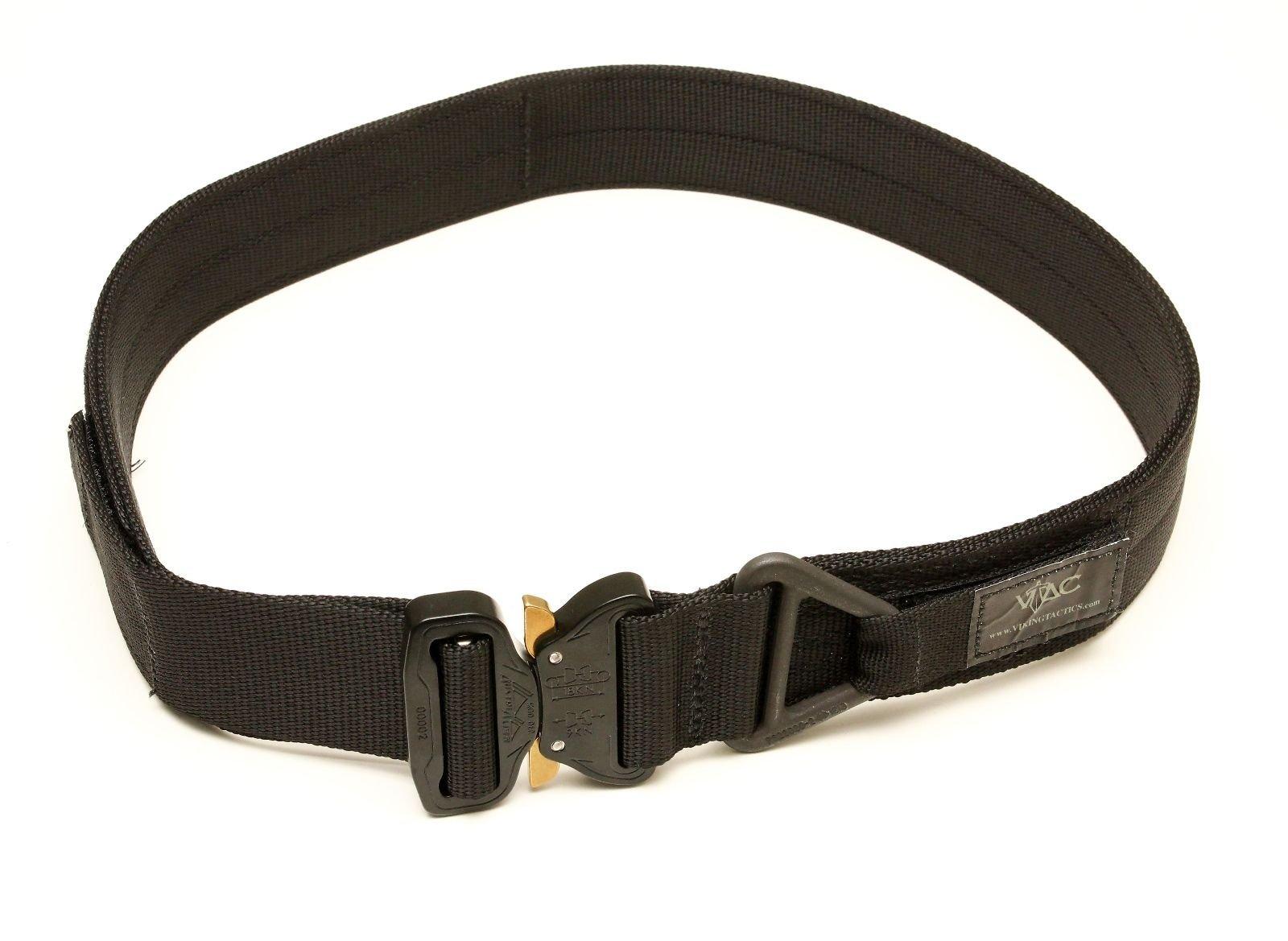 VTAC Cobra Riggers Belt w/AustriAlpin Brand Cobra Buckle & Triangular D-Ring
