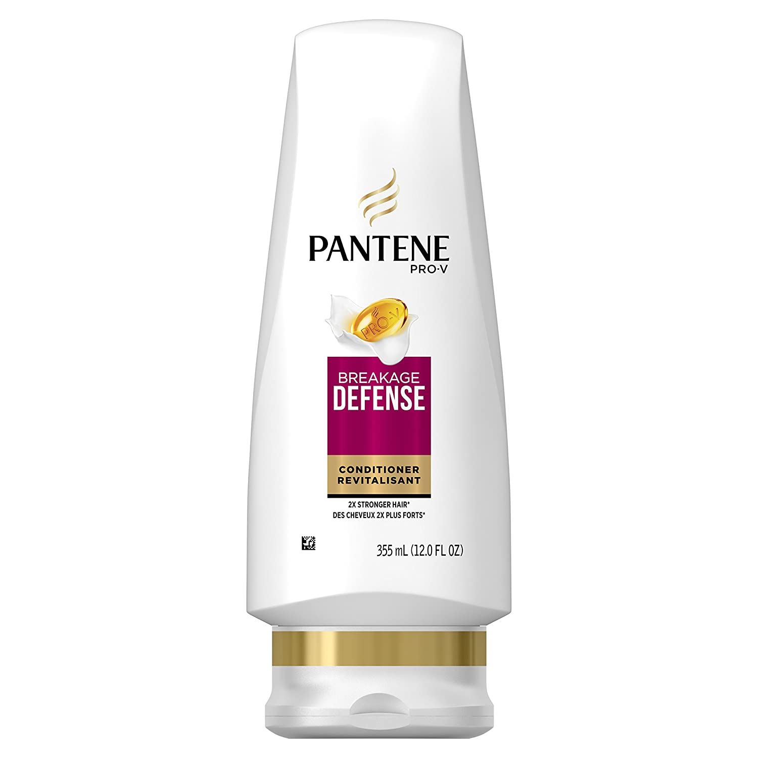 Pantene Pro-V Breakage Defense Shampoo, 375 mL, packaging may vary
