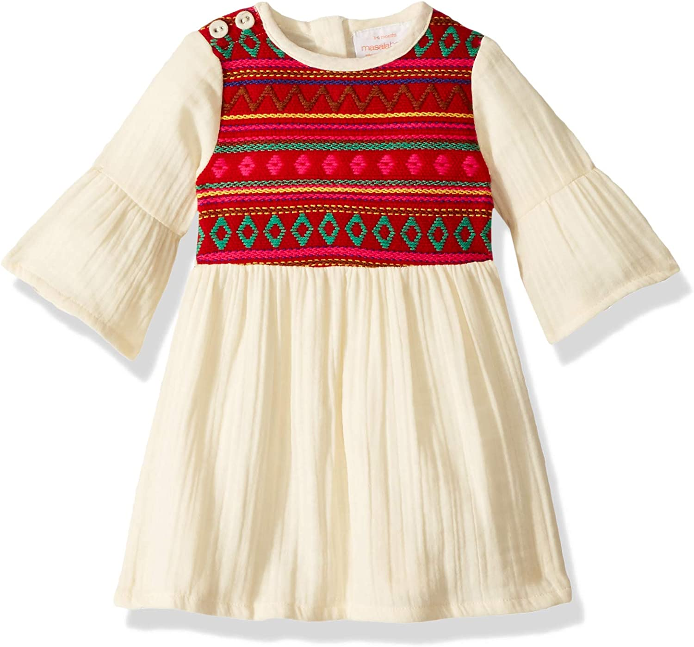 Masala Kids Girls Organic Pjs Long Sleeve Jasmine