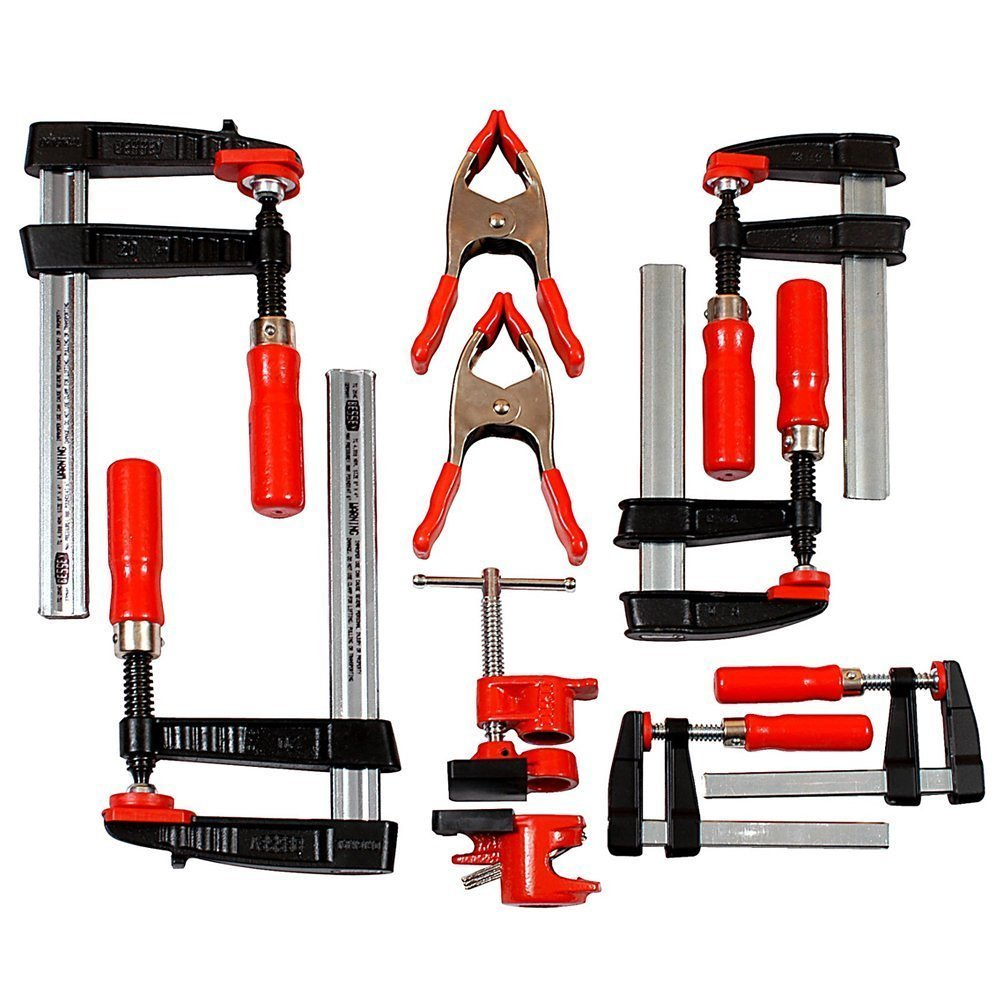 Bessey BGPKIT General Purpose Clamp Kit by Bessey