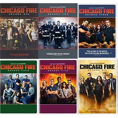 Chicago Fire Seasons 1-6