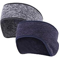 FengNiao Diadema Ear Warmer, 2 PCS Fleece Sports