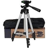 JSTBUY LABEL Dedo 41.4 inch Lightweight Gopro/DSLR/Mobile Travel Tripod with Carry Case (Black)