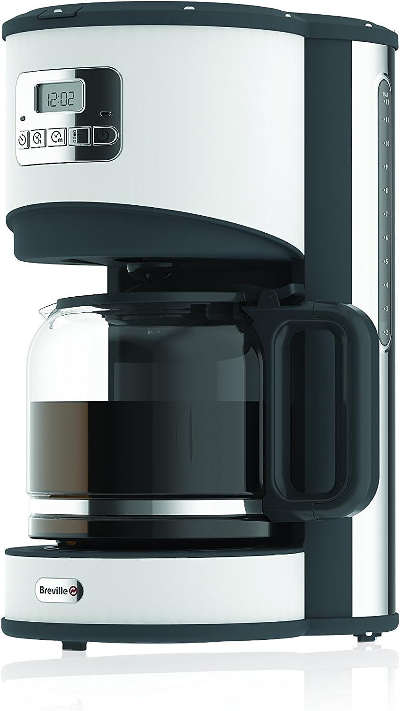 Breville VCF068X Cafetera de goteo, 950 W, 14 Cups: Amazon.es: Hogar