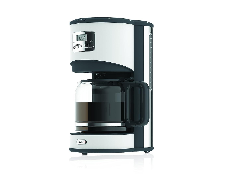 Breville VCF068X Cafetera de Goteo, 950 W, 1.5 litros: Amazon.es ...