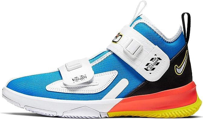 Amazon Com Nike Lebron Soldier Xiii Kids Shoes