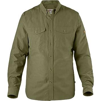 Fjällräven Övik Lite Shirt Shirts T Shirts, Men, Övik Lite Shirt, Savanna, f6599512ca