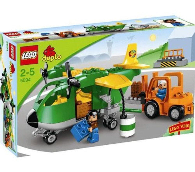 LEGO Duplo 5594 - Frachtflugzeug