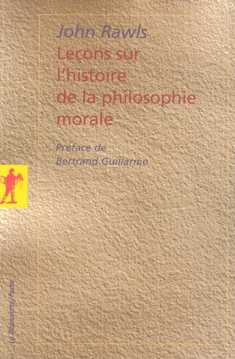 Lecons sur lhist.philo.morale