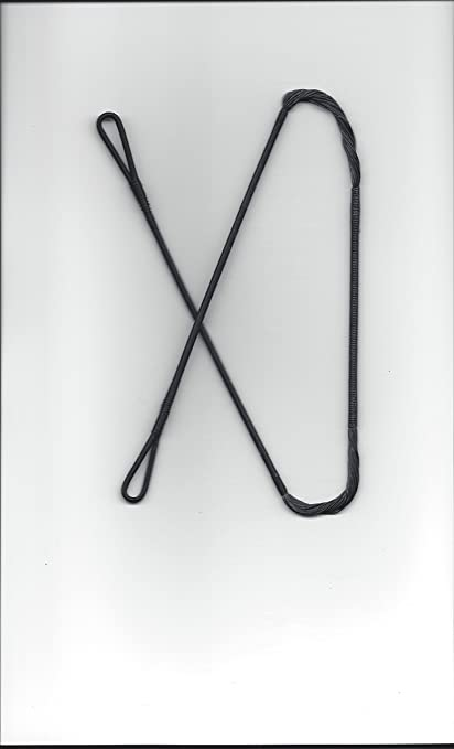 "Panzer Crossbow String 25 5//8/"" by 60X Custom Strings Bow Barnett RX 150"