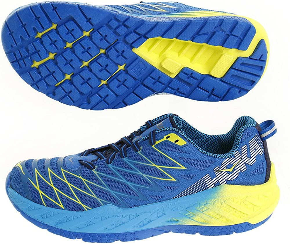 Hoka One One Clayton 2 Imperial Blue Peacoat 41 …: Amazon.es: Zapatos y complementos