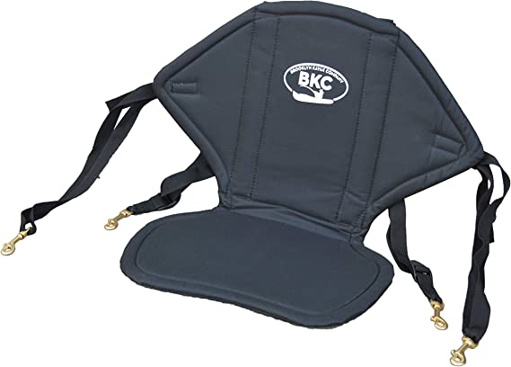 Brooklyn Kayak Company BKC Universal Sit on Top Full Kayak Seat Padded seat and Backrest